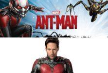 [Critique] « Ant-Man » Paul Rudd anti-héros dans un Marvel estival balisé, modeste et léger.