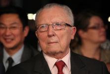 Jacques Delors appelle à refonder l'Union Européenne