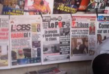 Hissène Habré et son procès, tristes «stars» de la presse sénégalaise