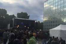 [Live report] la Block Party de clôture de l'exposition « Hip Hop » a enflammé le parvis de l'IMA