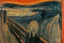 «Le Cri» de Munch chante du Pink Floyd