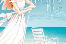 «Marine blue» tome 1 : les vagues des sentiments