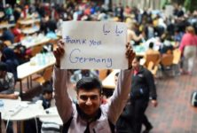 L'Allemagne s'engage pour les réfugiés
