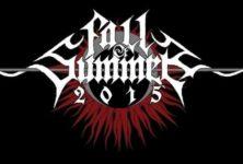 [Live report] Candlemass, Mayhem, Ihsahn & Immortal The Fall Of Summer