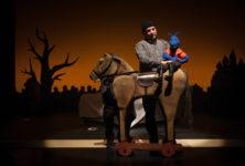 «Guerre et paix», version marionnettes: l'Histoire délire