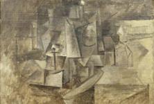 La coiffeuse de Picasso retrouve Pompidou