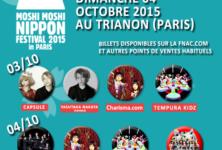 Moshi Moshi Nippon Paris : une première édition assez moche