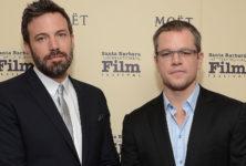 Matt Damon et Ben Affleck : le duo produit un téléfilm pour HBO