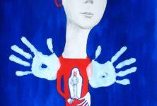 Trio Show à la galerie Claire Corcia à Paris : de drôles de dames prennent le pouls de nos âmes