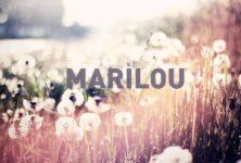 Marilou, un cocon italo-africain tout doux au Canal Saint Martin