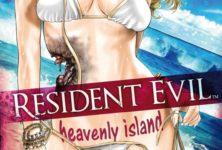 «Resident Evil – Heavenly Island» Tome 1 : Des zombies en bikini ultra stylées !!!