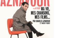 Charles Aznavour se confie au journaliste Vincent Perrot dans un Beau-Livre