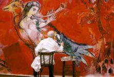 «Le Triomphe de la Musique» : Chagall fait classiquement ses gammes à la Philarmonie