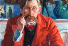 Emile Verhaeren au musée des Avelines à Saint-Cloud, veilleur d'avant-gardes en vers et contre tous