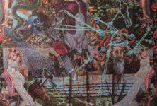 SLICK : REMISE DU 7ème PRIX ARTE/BEAUX-ARTS MAGAZINE A LUCIEN MURAT