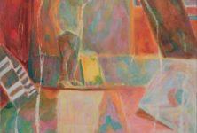Dostoïevski influence le néo-expressionnisme de Jarek Piotrowski à la Galerie Popy Arvani