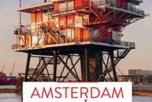 Le Guide d'« Amsterdam surprises » avec 500 adresses aux éditions Mardaga