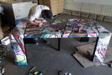[Interview] Ksy Boomkies «Pour Menzzo c'est une ouverture sur l'art urbain»