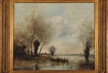 Le collectionneur Henry Vasnier mis à l'honneur à Reims : champagne et paysages