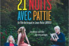 [Critique] « 21 nuits avec Pattie » : Karin Viard et les Larrieu célèbrent le sexe, les mots et la nature
