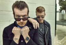 Les Eagles of Death Metal chantent ce lundi avec U2
