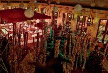 Réchauffez-vous dans la forêt enchantée du Buddha bar hotel Paris