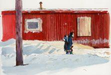 « Une saison de chasse en Alaska » : un livre-enquête superbe et captivant de Zoé Lamazou et Victor Gurrey