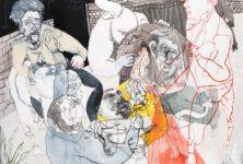 Sergio Moscona à la galerie Claire Corcia à Paris : une psychanalyse colorée de nos âmes