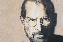 Banksy nous rappelle que Steve Jobs a des origines syriennes