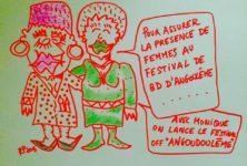 Festival de la BD d'Angoulême : aucune femme nominée !