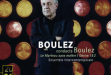 Le compositeur et chef d'orchestre Pierre Boulez s'est éteint