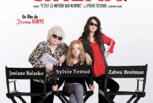 [Critique] « Arrête ton cinéma » Josiane Balasko et Zabou survoltées dans une satire trop sage
