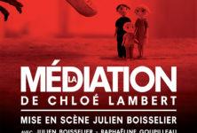 «La Médiation» de Chloé Lambert au Poche Montparnasse