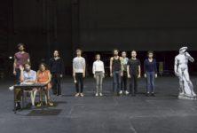 «Les Molière de Vitez» mis en scène par Gwenaël Morin : le théâtre au travail