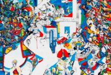Rachel Daireaux et Antoine Néron-Bancel à la galerie Claire Corcia