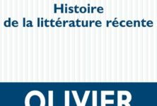 Olivier Cadiot : la non-histoire de la non-littérature