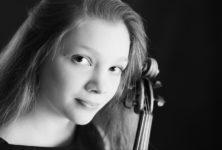 Clara Saïtkoulov, le petit ange slave du violon