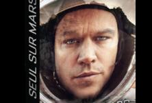 Gagnez 6 livres de «Seul sur Mars»