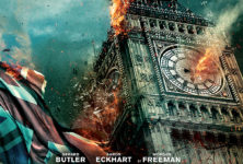 [Critique] « La Chute de Londres » film de propagande réac avec Gerard Butler