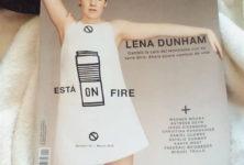 Lena Dunham, hashtag nofilter