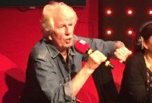 [Live-Report] Graham Nash invité de la Master class de Georges Lang au Studio RTL
