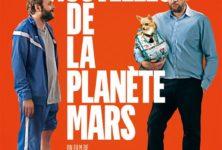 [Critique] « Des nouvelles de la planète Mars » comédie doucement décalée de Dominik Moll