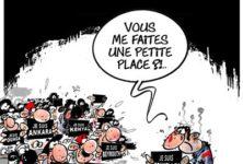 Attentats de Bruxelles : les dessinateurs réagissent en caricatures et en images