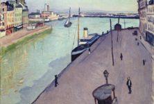 Albert Marquet au Musée d'Art moderne : le spleen en peinture