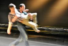 Thierry Thieû Niang et Vincent Dissez défient la gravité à l'Etrange Cargo