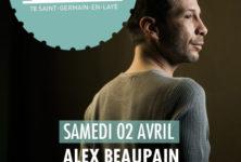 Gagnez 3×2 places pour le concert d'Alex Beaupain à La Clef le 2 avril