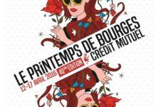 Gagnez 2×2 places pour les concerts du Printemps de Bourges du 14 avril au Palais d'Auron