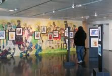 [exposition] Hommage à Pandora Hearts à la MCJP jusqu'au 9 avril