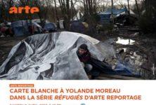 « Nulle part en France » documentaire de Yolande Moreau sur les réfugiés de Calais et Grande Synthe