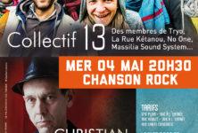 Gagnez 3×2 places pour le spectacle de Christian Olivier le 4 mai à LA CLEF